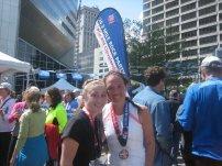 First Marathon! Cleveland 2008