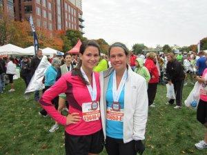 Columbus Half 2012