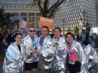 Detroit Marathon ~ still my PR (4:05) 2008