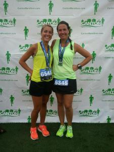 Canton 10K ~ Katie's first