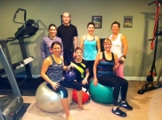 Laura's Bootcamp ~ Sat 8:30AM