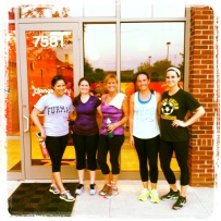 Tour of Columbus - Orange Theory Fitness