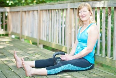 Lori Crock Movestrong Kettlebells