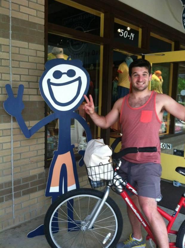 Fitness + Travel Blog Hilton Head - 15 biking