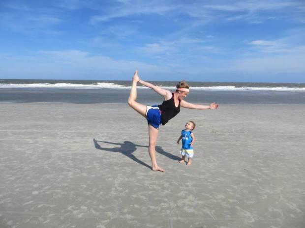 Fitness + Travel Blog Hilton Head - 9 yoga