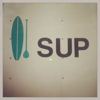 SUP yoga in Wisconsin [stay tuned!]