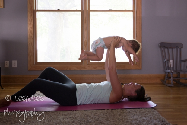 Baby yoga-12