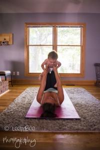 Baby yoga-4