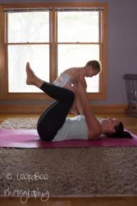 Baby yoga-5