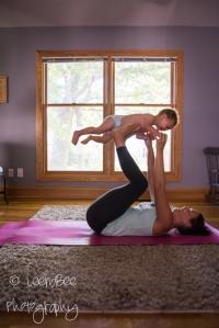 Baby yoga-6