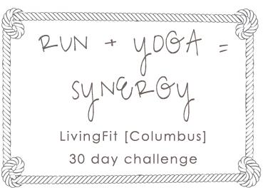 Run Yoga Challenge