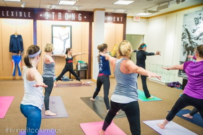 Bend Active Columbus // Community Yoga