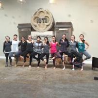 VUE Columbus // Community Yoga // Rachel Kerr