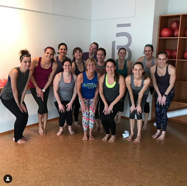 Barre3 Powell Cbus Ohio