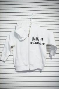 Youth zip hoodie